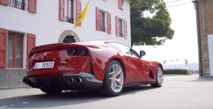 Top Gear Ferrari 812 Superfast Chris Harris Review