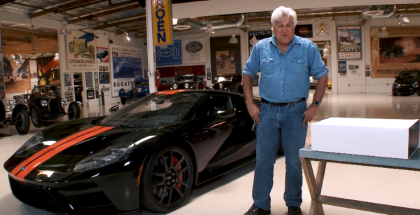 2017 Ford GT Jay Leno Review