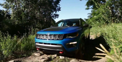 2017 Jeep Compass Design & Off Roading with Audrey Moore