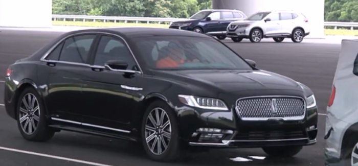 2017 Lincoln Continental Top Safety Pick+ Award – Video