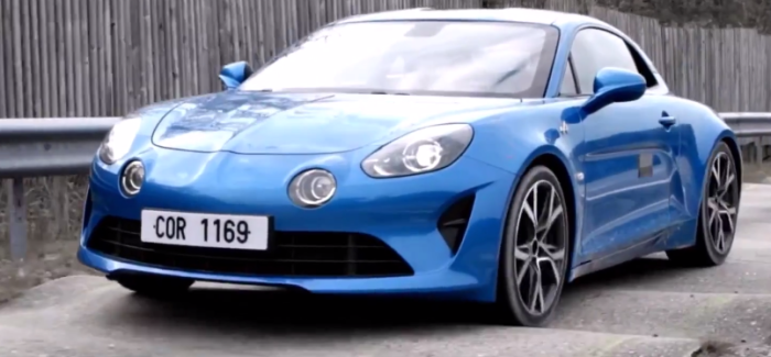 2018 Alpine A110 Extreme Tests