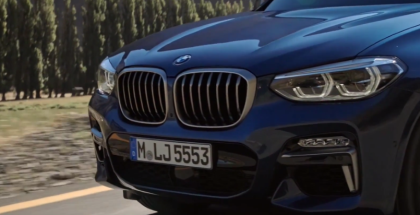 2018 BMW X3 Overview