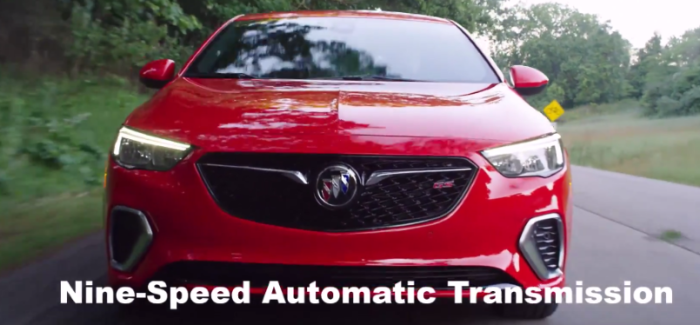 2018 Buick Regal GS – Video