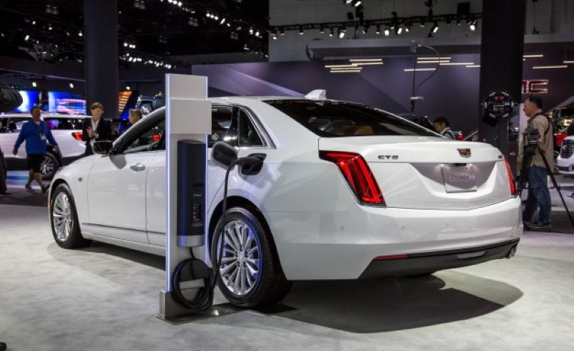 2018 Cadillac Ct6 Plug In Explained Video Dpccars