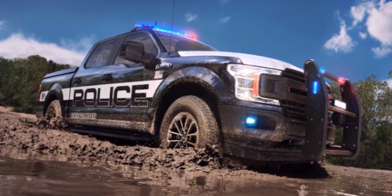 2018 Ford F150 Police Responder – Video | DPCcars