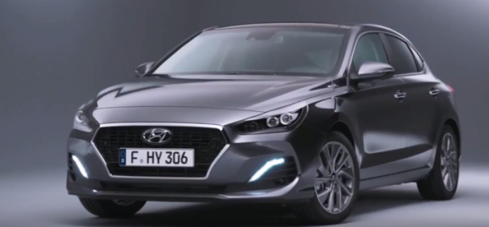 2018 Hyundai i30 Fastback – Video