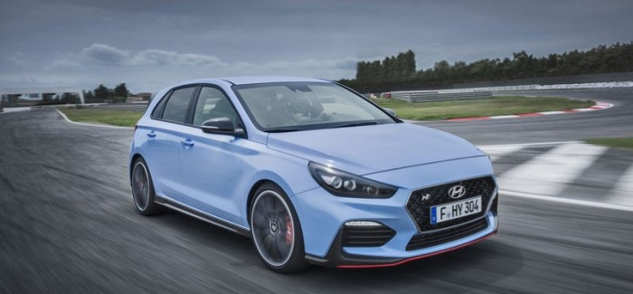 2018 Hyundai i30N  – Video
