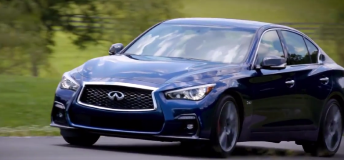 2018 Infiniti Q50 Explained – Video