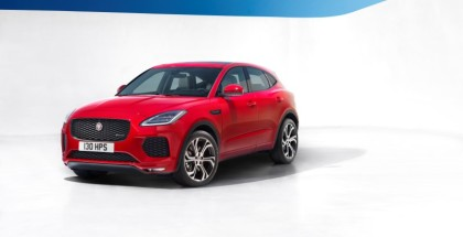 2018 Jaguar E-Pace Features & Options