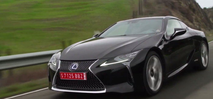 2018 Lexus LC 500 & LC 500h Explained – Video