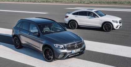 2018 Mercedes AMG GLC63 S & Coupe Explained