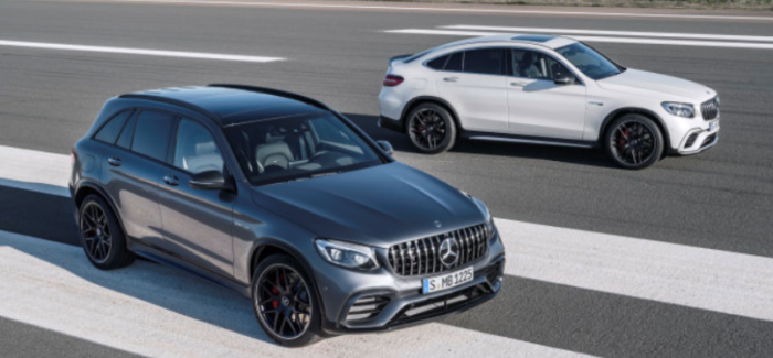 Mercedes AMG GLC63 S & Coupe Explained – Video