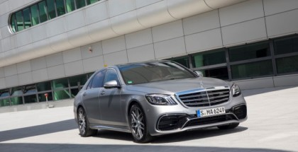 2018 Mercedes S63 AMG Exterior, Interior, Test Drive