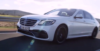 2018 Mercedes S63 Explained
