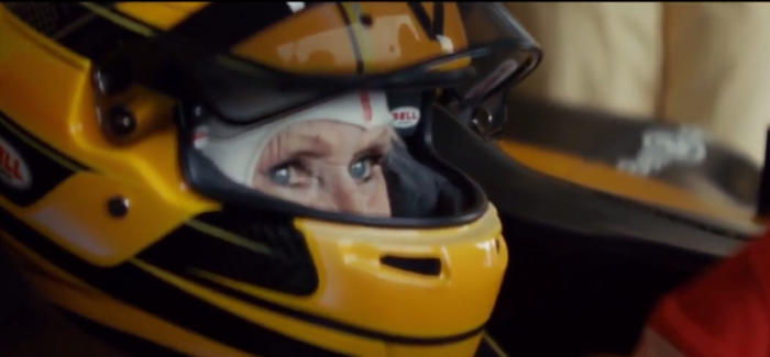 79 Year Old Lady Race Car Driver – Video