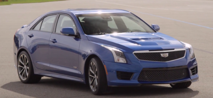 Cadillac ATS-V Explained – Video