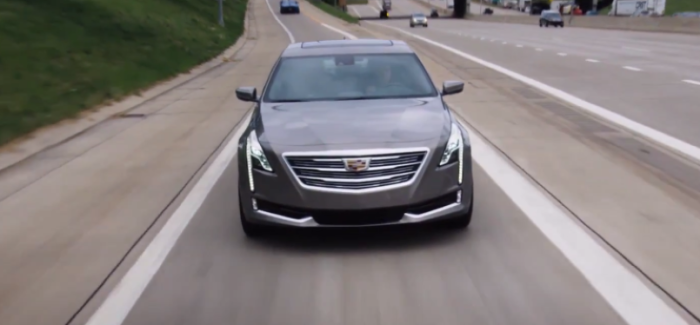 Cadillac Super Cruise Self Driving Autopilot Video