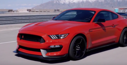 Ford Mustang Shelby GT350R Explained