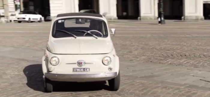 Iconic Fiat 500 60 Years Celebration