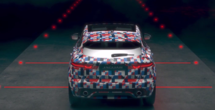 Jaguar E-PACE Extreme Testing Before Unveiling