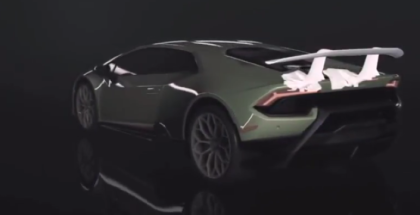 Lamborghini Huracan Performante Explained