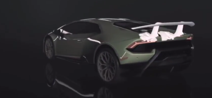 Lamborghini Huracan Performante Explained – Video