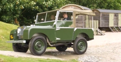 Land Rover Series I Off-Road Review