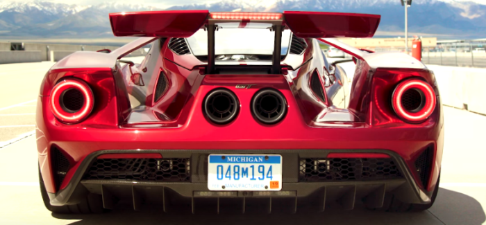 Motor Trend  Ford Gt Review Video