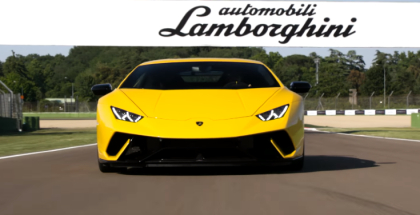 Motor Trend Lamborghini Huracán Performante Review
