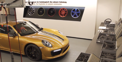 Porsche 911 Turbo S Exclusive Series Factory - How Its Made