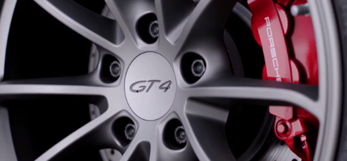Porsche GT4 Explained – Video