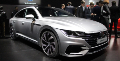 VW Arteon 2018 Explained