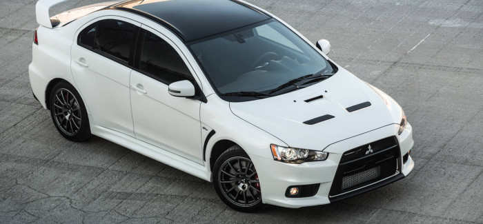 2015 Mitsubishi Lancer Evolution Final Edition – Video