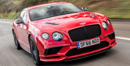 2017 Bentley Continental GT Supersports Explained