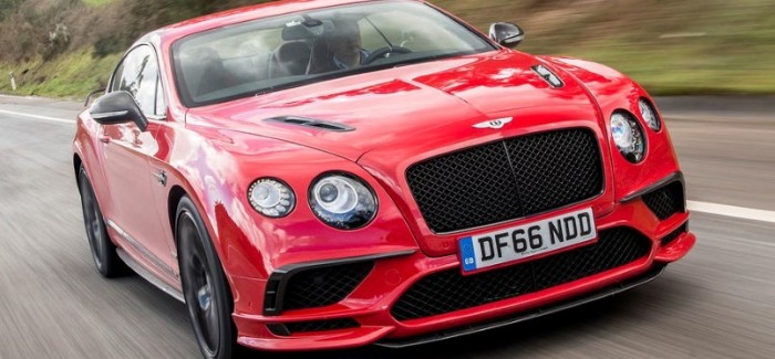 2017 Bentley Continental GT Supersports Explained – Video