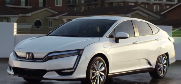 2017 Honda Clarity Electric Explained Video Dpccars