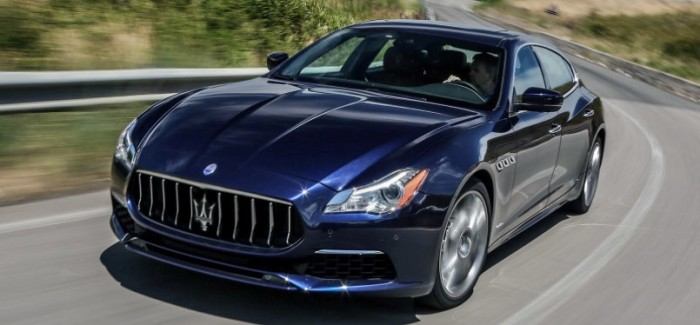 2017 Maserati Quattroporte Explained – Video