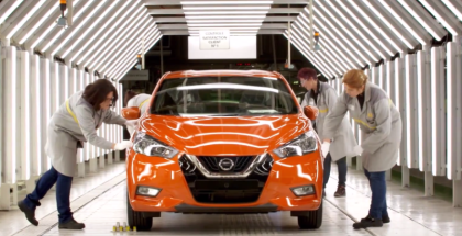 2017 Nissan Micra - How Its Made
