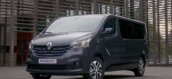 2017 renault trafic spaceclass escapade video dpccars. Black Bedroom Furniture Sets. Home Design Ideas