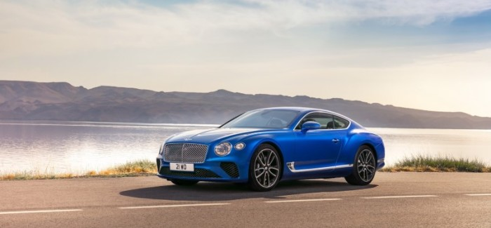 2018 Bentley Continental GT – Video