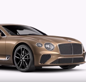2018 Bentley Continental GT Colors (2)
