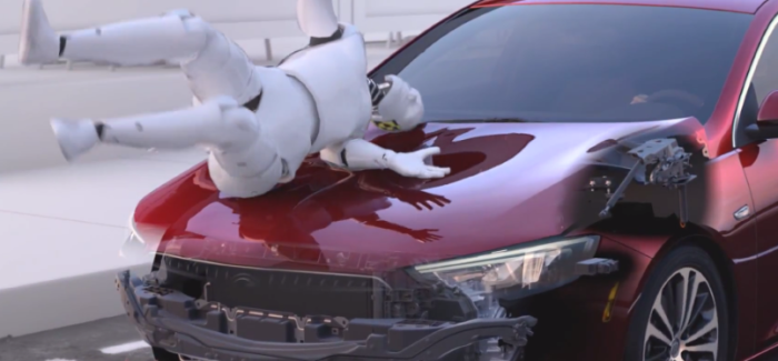 2018 Buick Regal Active Hood System – Video