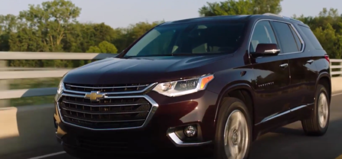 2018 Chevrolet Traverse Features & Options – Video