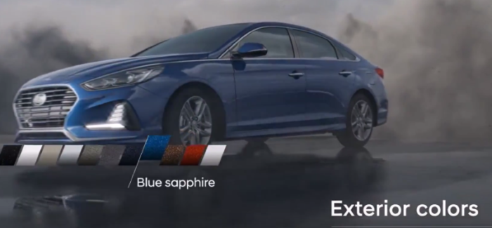 2018 Hyundai Sonata Features & Options – Video