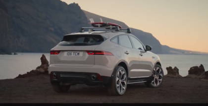 2018 Jaguar E-PACE Features