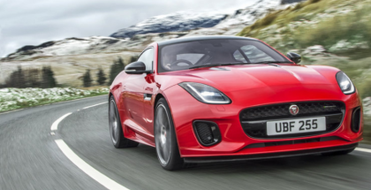 2018 Jaguar F-Type Turbo Four Cylinder 2.0 Liter Explained (1)