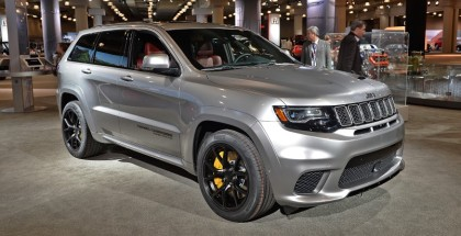 2018 Jeep Grand Cherokee Trackhawk At Dealers Fall 2017
