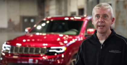 2018 Jeep Grand Cherokee Trackhawk Explained By Chief Engineers
