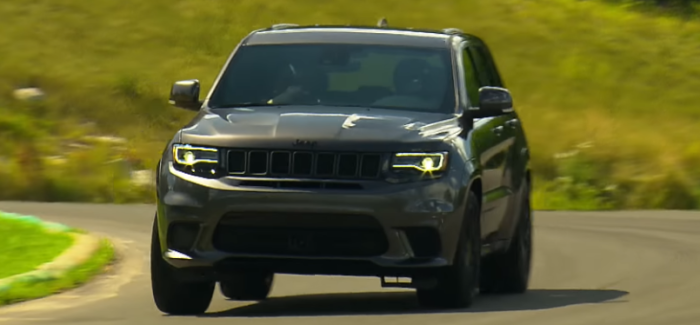 2018 Jeep Grand Cherokee Trackhawk Review – Video