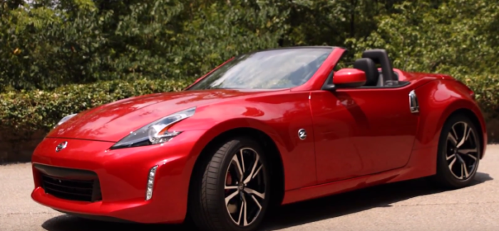 2018 Nissan 370Z Roadster – Video